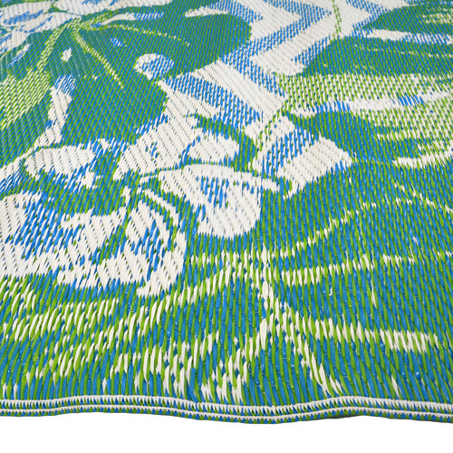 Ground Work Rugs Green Chatai Classic Outdoor Rug
