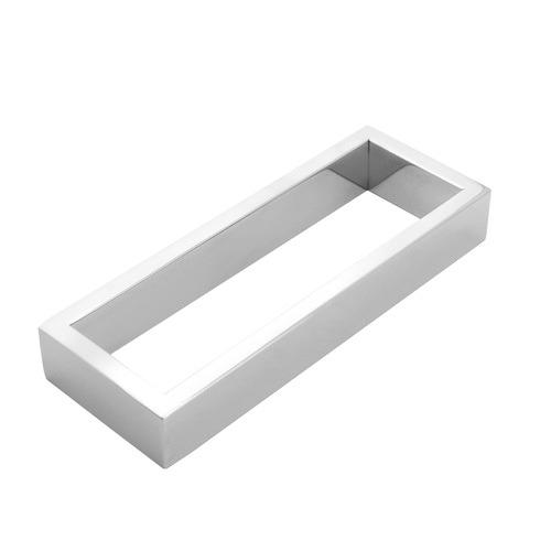 Expert Homewares Omar Stainless Steel Towel Ring