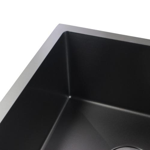Expert Homewares Dark Grey Stainless Steel 1.75 Kitchen Sink Bowl