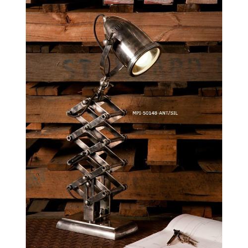 Emac & Lawton Nebraska Scissor Lamp