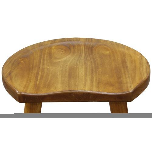 Scandinavian Timber Barstool
