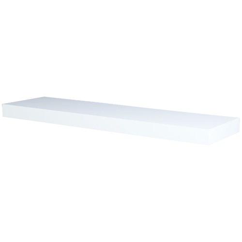 Cooper Furniture White Samo Floating Shelf Kit