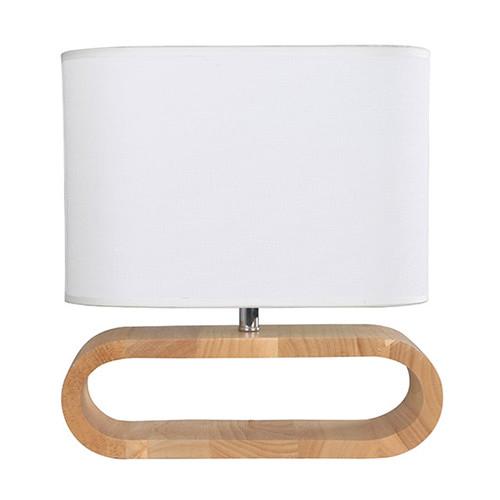 CLA Lighting Bailey Wooden Table Lamp
