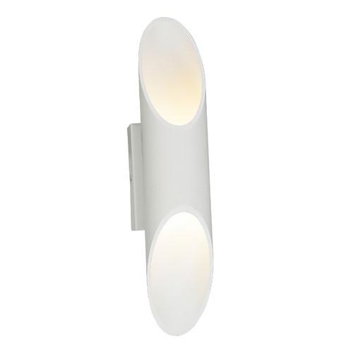 CLA Lighting City Matte White LED Interior Wall Light