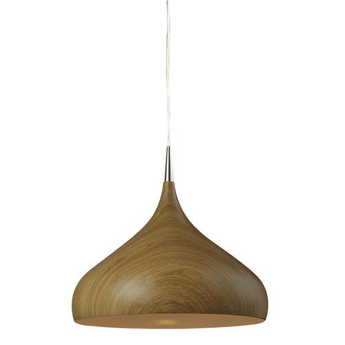 CLA Lighting Beta Zara Wood Pendant Light