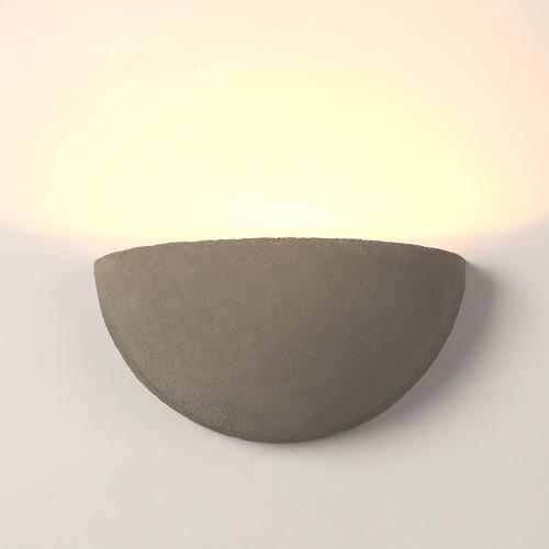 CLA Lighting Gomo Concrete Outdoor Wall Light