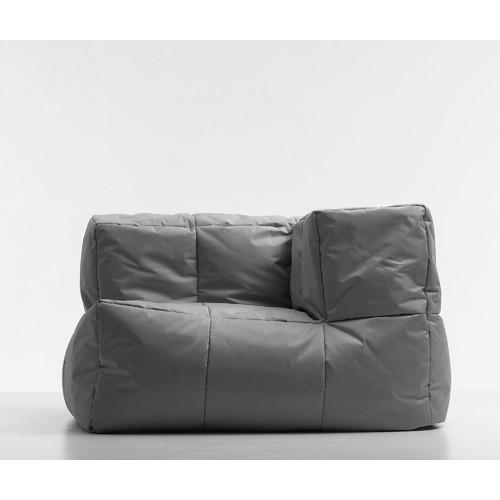 Furniture Runway Kalahari Outdoor Corner Piece Beanbag Sofa (Cover Only)