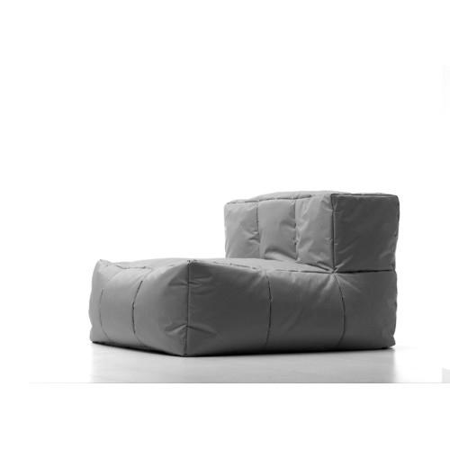 Furniture Runway Kalahari Outdoor Middle Piece Beanbag Sofa (Cover Only)