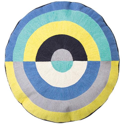 Bambury Fiesta Spectrum Round Cushion