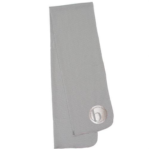 Bambury Grey Cold Snap Towel