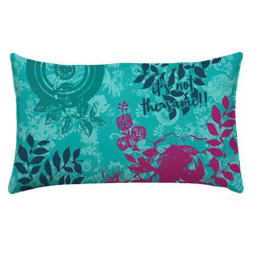 Desigual Paisley Bloom Breakfast Cushion
