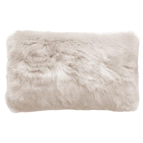 Bambury 1250GSM Faux Fur Rectangular Cushion