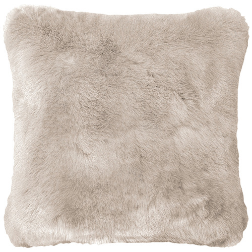 Bambury 1250GSM Faux Fur Square Cushion