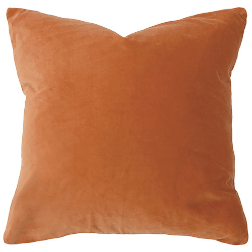 Bambury Velvet Feather Filled Square Cushion
