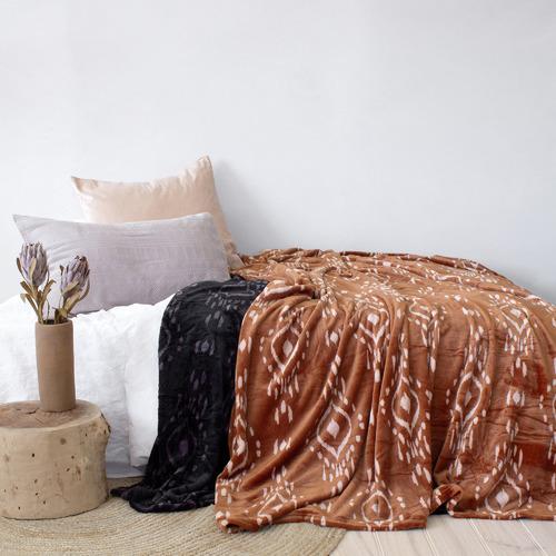 Bambury Zuni Ultra Plush Blanket