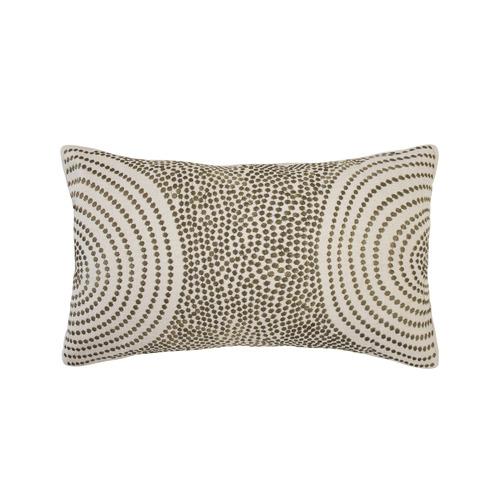 Bambury Elm Dot Mikki Cushion