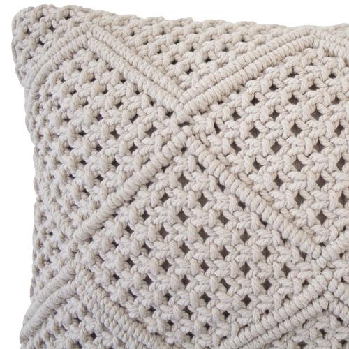 Bambury Pebble Anka Rectangular Cotton Cushion