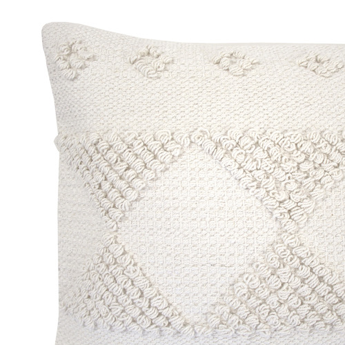 Bambury Maitland Cotton Jacquard Cushion