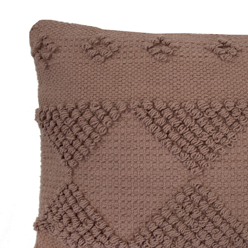 Bambury Maitland Cotton Jacquard Cushion