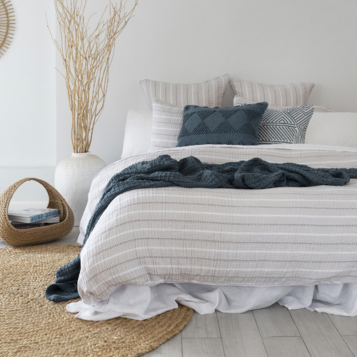Tanami Knitted Cotton Throw