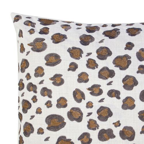 Bambury Leopard Print Savanna Cushion