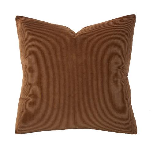 Bambury Sloane Cotton Corduroy Cushion