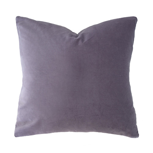 Bambury Square Cotton Velvet Cushion