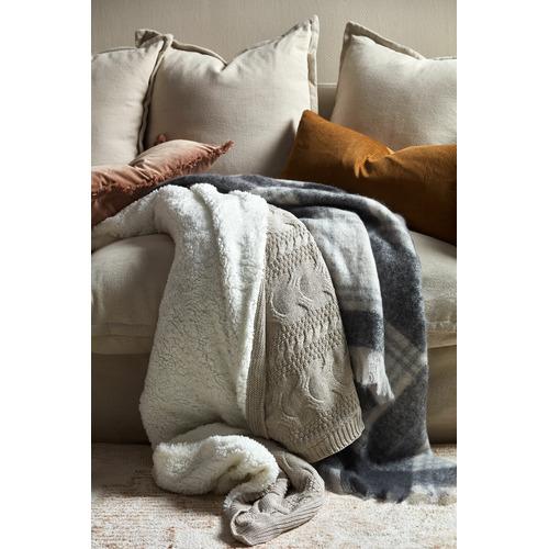 Bambury Sloane Cotton Corduroy Breakfast Cushion