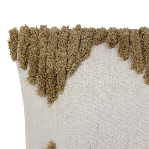 Bambury Gibson Rectangular Cotton Cushion
