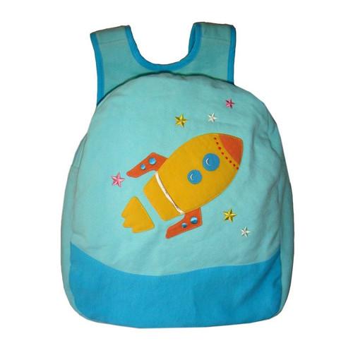 Q Toys Rocket Kids Backpack