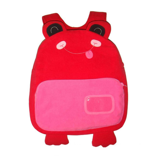 Q Toys Tree Frog Backpack