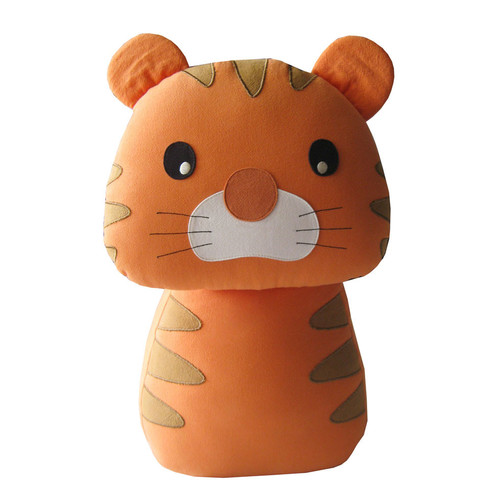 Q Toys Tiger Cuddling Cushion