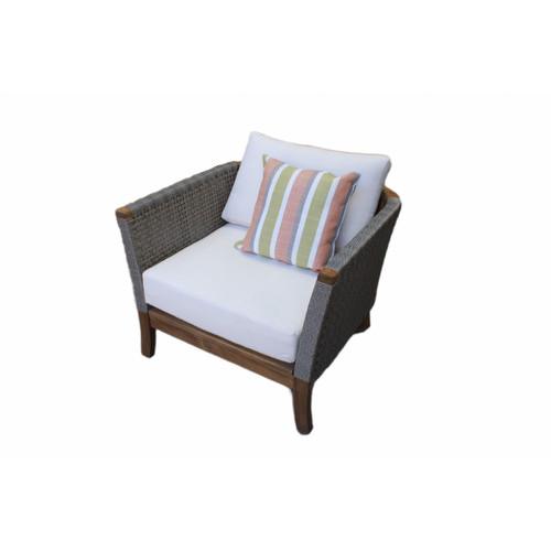 Q Toys Classic Woven Armchair