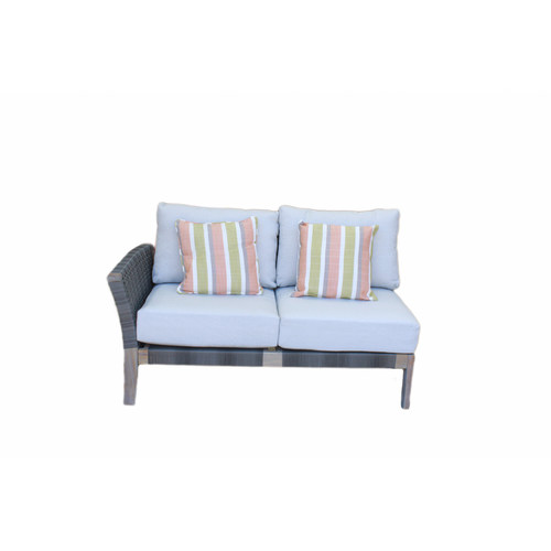 Q Toys Pradise Right Arm 2 Seater Sofa