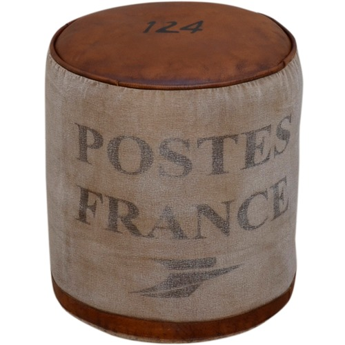 The Decor Store Postes France Ottoman