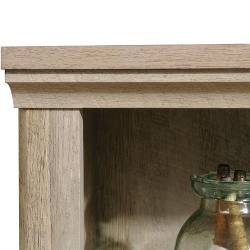 Sauder Oak Lintel 2 Shelf Bookcase