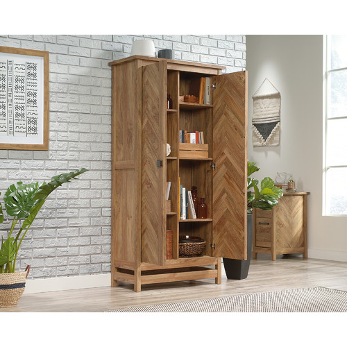 Sauder Cannery Bridge Storage Cabinet