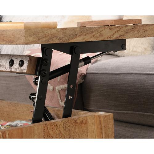 Sauder Cannery Bridge Lift Top Coffee Table