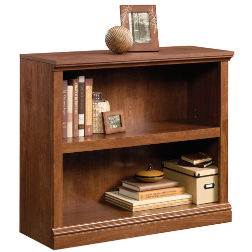 Sauder Lintel 2 Shelf Bookcase