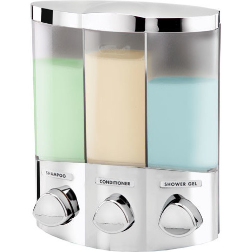 Euro Trio Soap Dispenser Temple Amp Webster