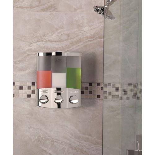 Fountain Bathware Euro Trio Soap Dispenser