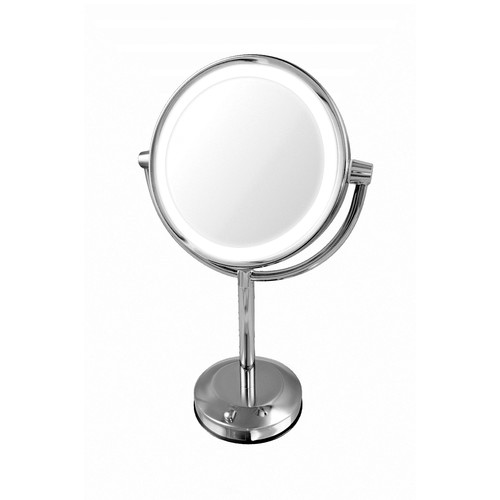 Fountain Bathware Bella Rechargeable LED Make-Up Mirror