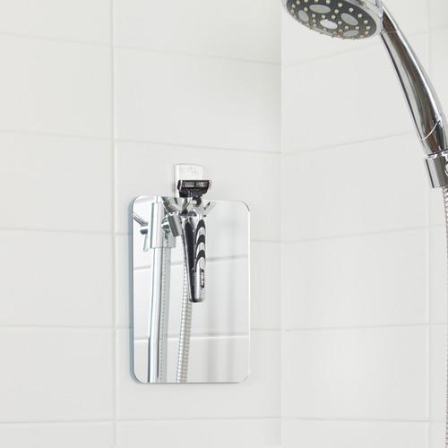 Fountain Bathware Frameless Shower Mirror