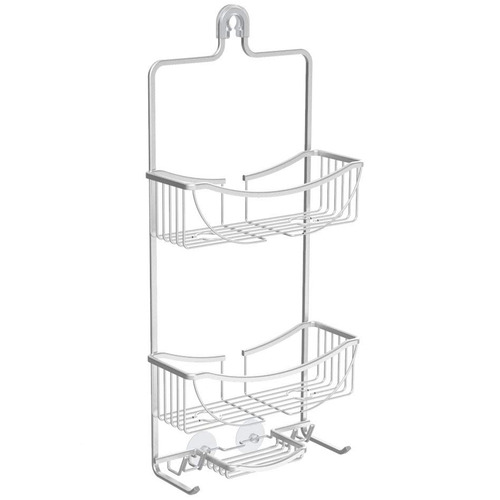 Fountain Bathware 3 Tier Venus Metal Shower Caddy