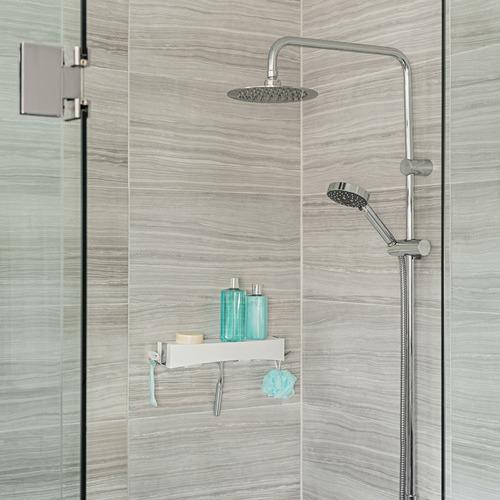 Fountain Bathware Clever Flip Shower Shelf