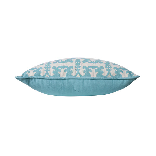 J. Elliot Light Blue Aveline Cushion