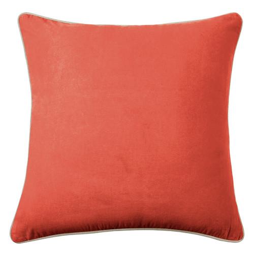 J. Elliot Gabriel Red Velvet Cushion 60x60cm