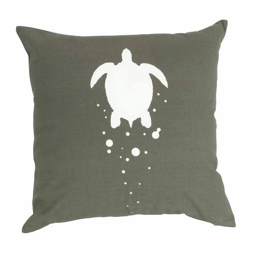 J. Elliot Franklin Charcoal Cushion