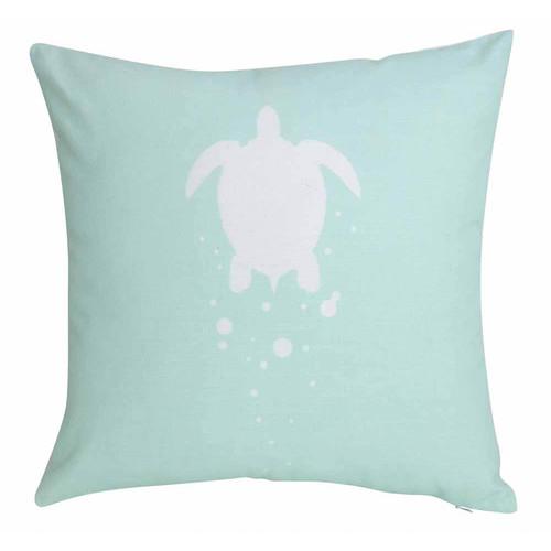 J. Elliot Glacier Blue Franklin Cushion