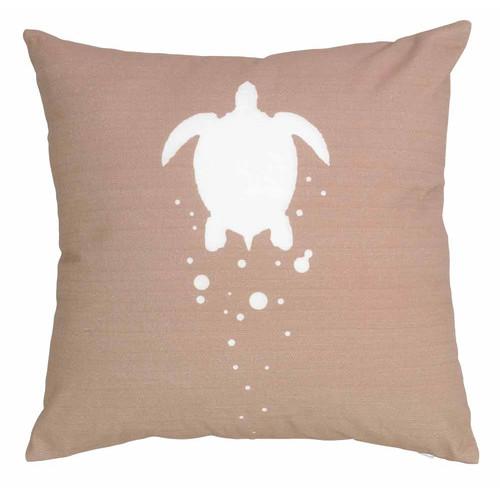J. Elliot Warm Taupe Franklin Cushion